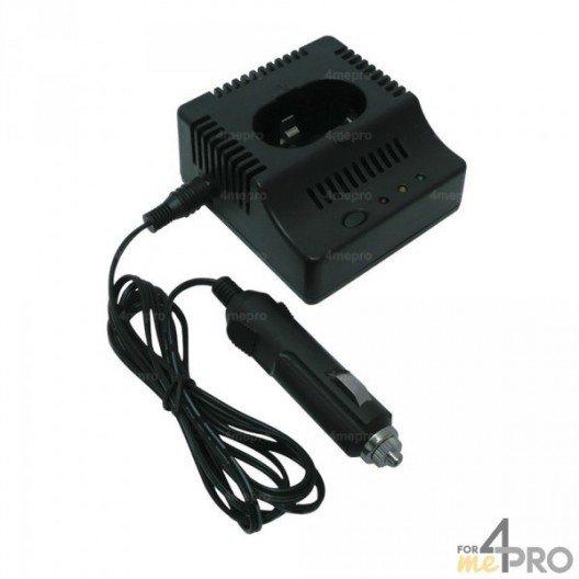 Chargeur avec protection contre surcharge 12V - 24V. 14.4 DC 1500 mAh