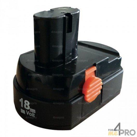 Batterie 18 V 1,5 Ah NiCd