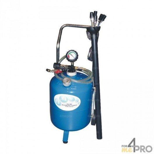 Aspirateur d'huile pneumatique