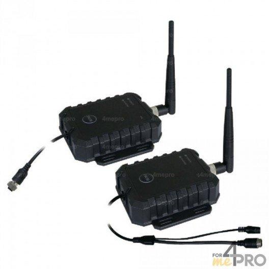 Transmetteur sans fils pour kit caméra de recul filaire