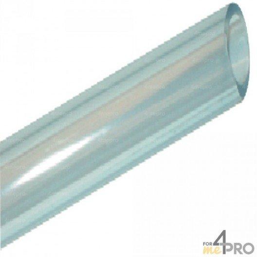 Tuyau transparent monocouche en PVC
