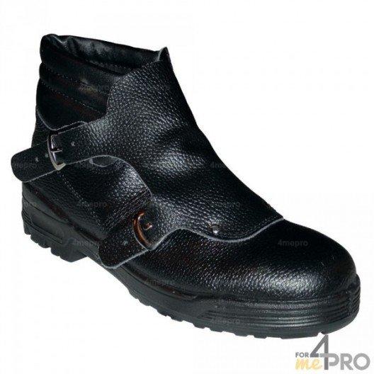 Chaussures de sécurité spéciale soudeur-fondeur