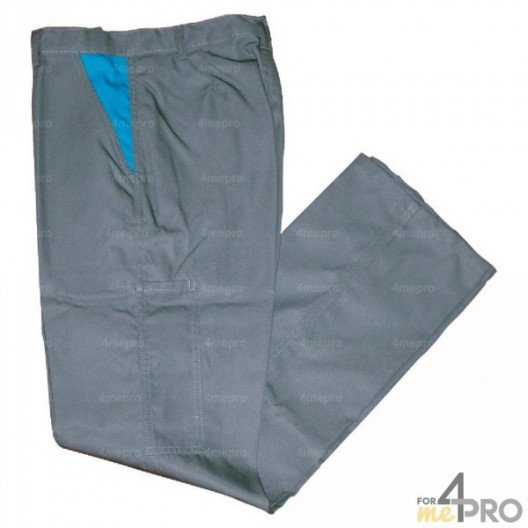 Pantalon de travail Tergal bicolore