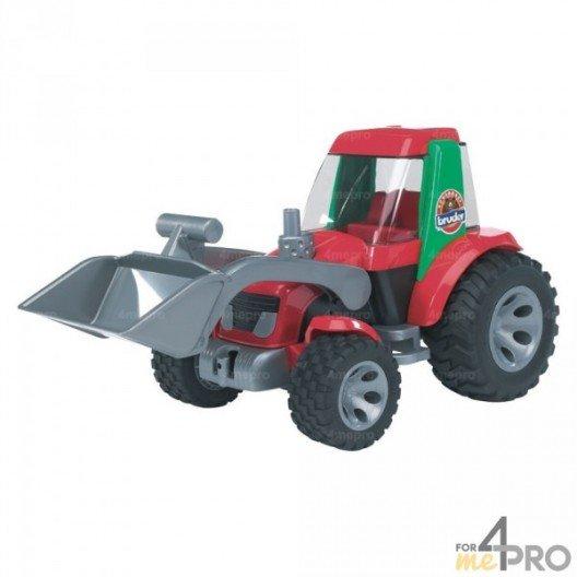Tracteur série Roadmax avec chargeur