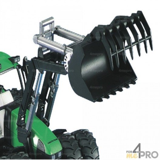 Chargeur frontal pour tracteur série 02000