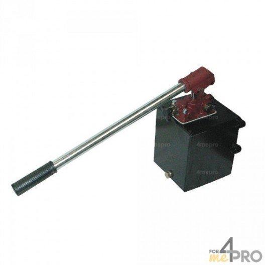 Pompe hydraulique àmain
