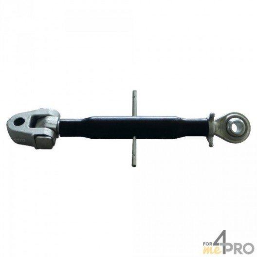 Barre de poussée mécanique - Modèle àrotule avec chape