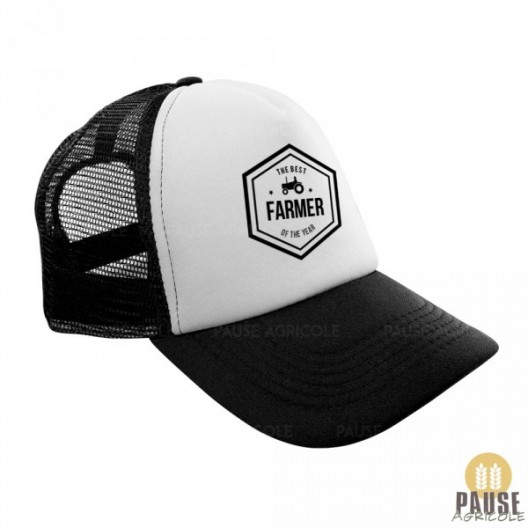 "Casquette ""The best farmer of the year"" 1"
