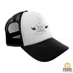 "Casquette ""Proud to be a farmer"""