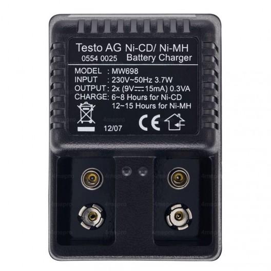 Chargeur 220V/50HZ pour appareils de mesure et sondes
