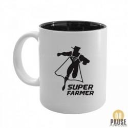 "Mug ""Super Farmer"""