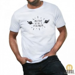 "T-shirt ""Proud to be a farmer"""