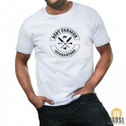 """T-shirt """"Best Farmer guaranteed"""""""
