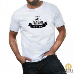 "T-shirt ""The best farmer of the year"" 2"