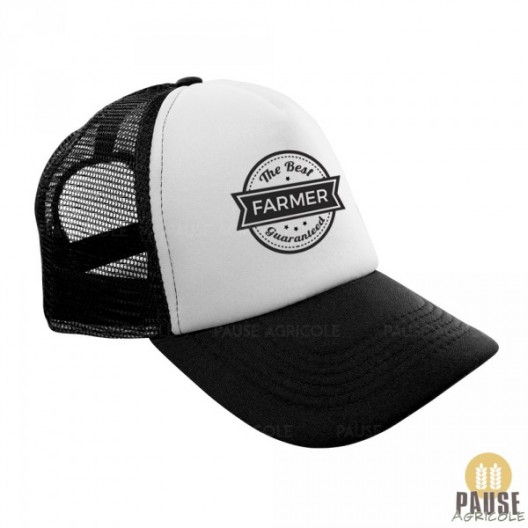 "Casquette ""The best farmer guaranteed"""