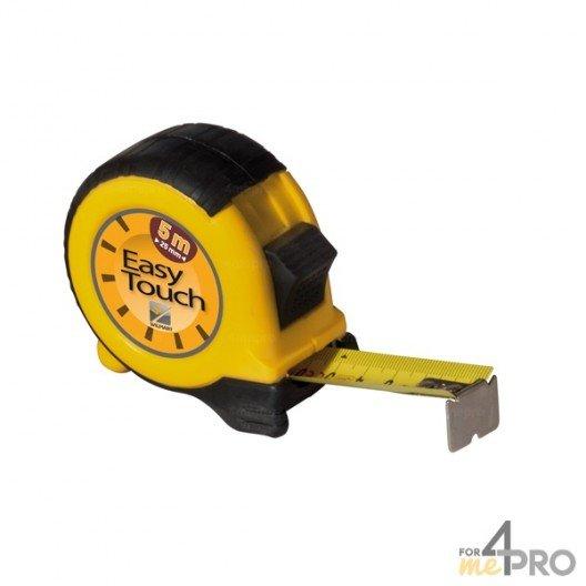 Mètre Easy Touch 8m/25mm
