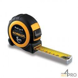Mètre ergonomique pro 10m x 25mm