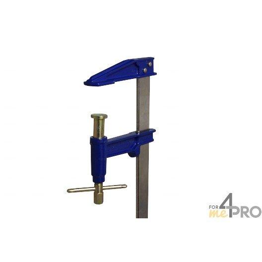 Serre joint à pompe standard 50 cm - saillie 105 mm