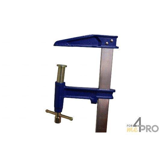 Serre joint à pompe standard 50 cm - saillie 130 mm