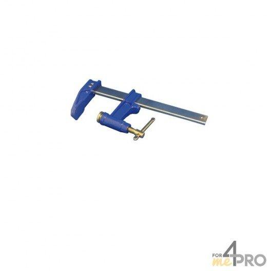 Serre joint à pompe standard 1 m - saillie 130 mm