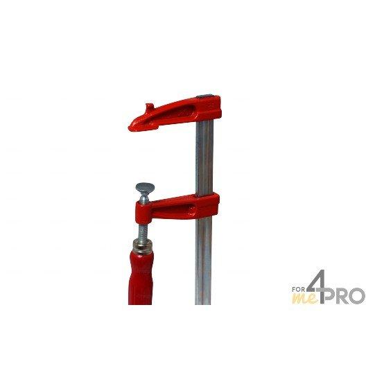 Serre joint à vis simple 20 cm - saillie 60 mm