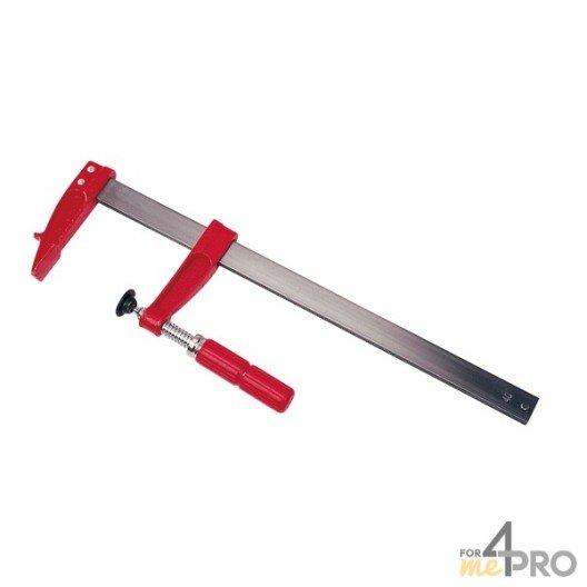 Serre joint à vis simple 40 cm - saillie 90 mm