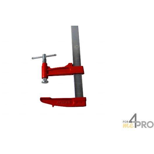 Serre joint à pompe 1,60 m - saillie 120 mm