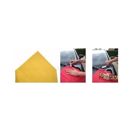 Sachet ''Tricot Laser'' Pro 38 x 38 cm jaune