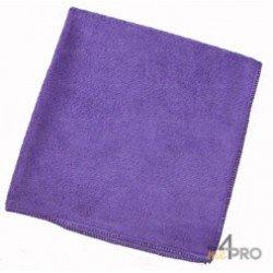Micro-Fibre Tricot Soft 40 x 40 cm violet
