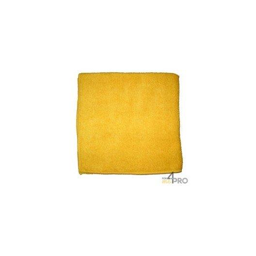 "Micro-Fibre ""Tricot Soft"" 40 x 40 cm jaune"