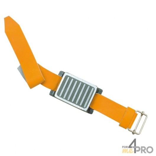 Bracelet magnétique pour décoller les tôles