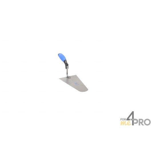 Truelle italienne professionnelle - manche bimatière 37 cm