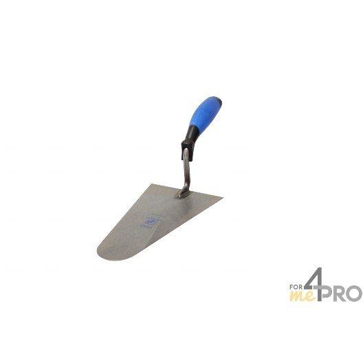 Truelle italienne professionnelle - manche bimatière 38,5 cm