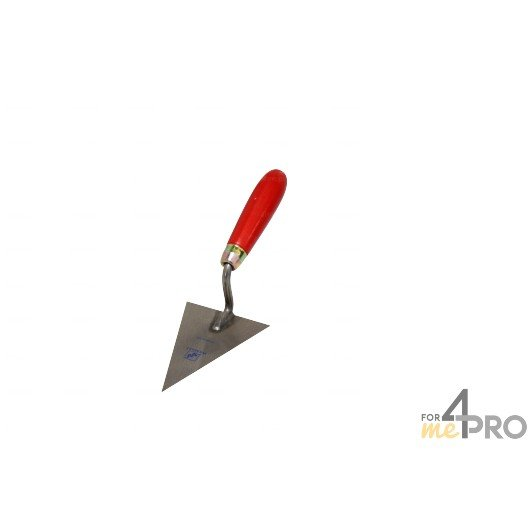 Truelle triangulaire pointue professionnelle 24,7 cm