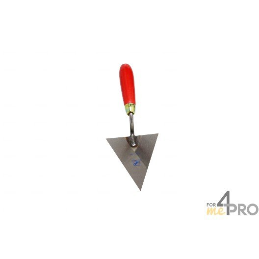 Truelle triangulaire pointue professionnelle 25,7 cm