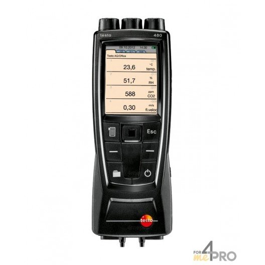 Anémomètre multifonctions testo 480