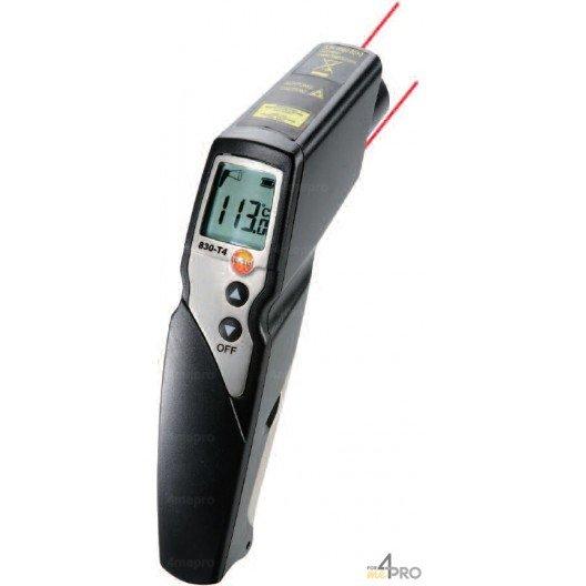 Set thermomètre Testo 830-T2