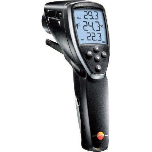 Thermomètre infrarouge Testo 845 incl. module d'humidité