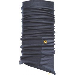 Bandeau multifonction protection vent et froid Buff Windproof bleu marine