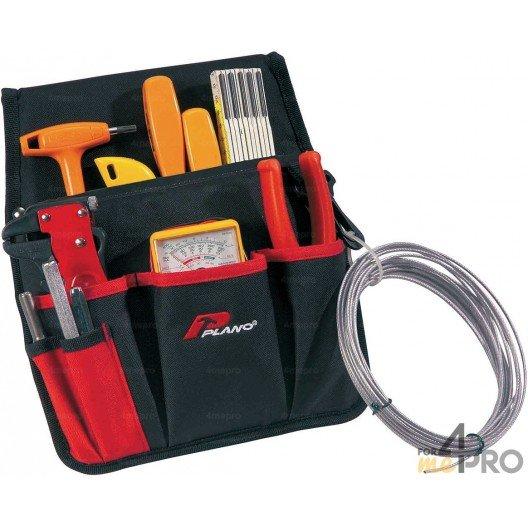 Porte outils 11 poches