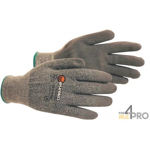 Gant anti-coupure PU Nitrile Edge Supracoat pour milieu sec - Norme EN388 - 4542 CE CAT 2