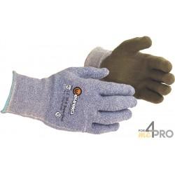 Gant anti-coupure PU Nitrile Supercool Supracoat pour milieu sec - Norme EN388 - 4544 CE CAT 2