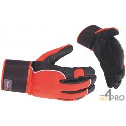Gant anti-abrasion Grip Hiver - Norme EN 388 - 3122 CE CAT 2