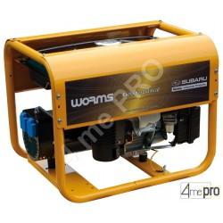 Groupe électrogène à essence monophasé Explorer 3010 XL 12 - 2,6 kW