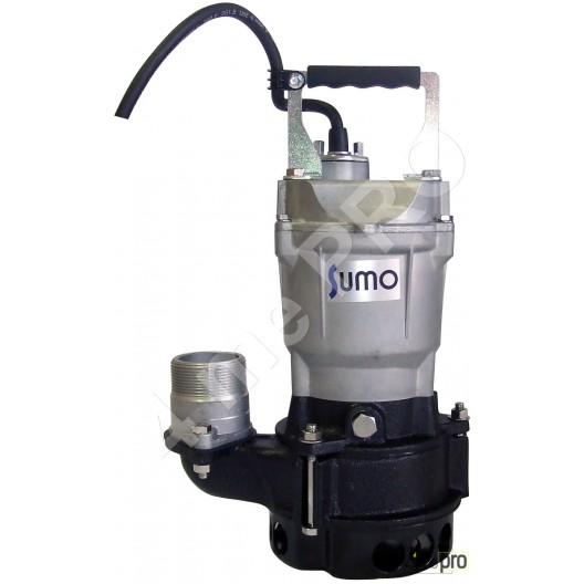 Pompe submersible électrique pour eaux très chargées