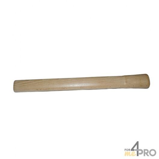 Manche bois pour marteau de coffreur