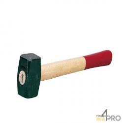 Massette - manche droit - tête 1,25 kg