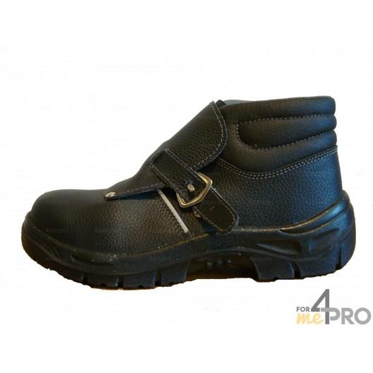 Chaussures spéciales soudeur